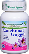 Piles natural supplement, Kanchnaar Guggul